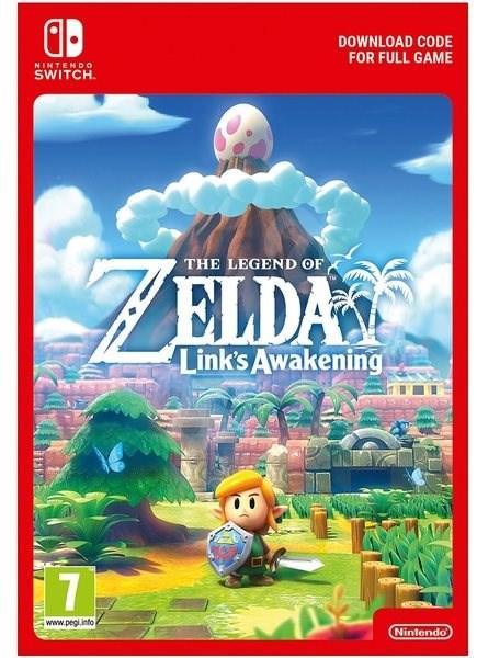 The Legend of Zelda: Link's Awakening - Nintendo Switch Digital - Hra pro konzoli