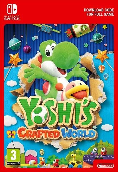 Yoshi's Crafted World - Nintendo Switch Digital - Hra pro konzoli