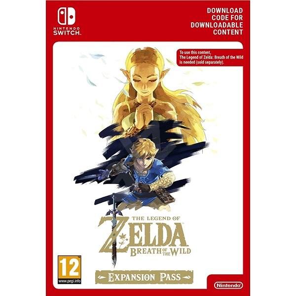 Zelda: Breath of the Wild Expansion Pass - Nintendo Wii U Digital - Hra pro konzoli