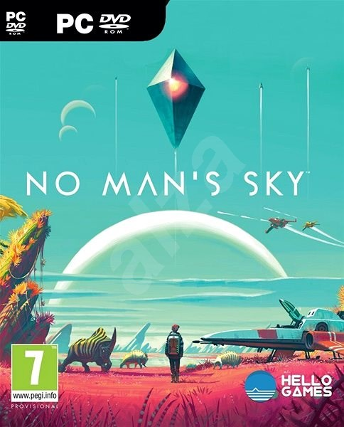 No Man's Sky - PC DIGITAL - Hra na PC