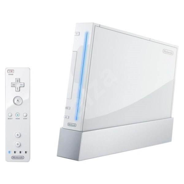 Nintendo Wii White Sports Pak - Herní konzole