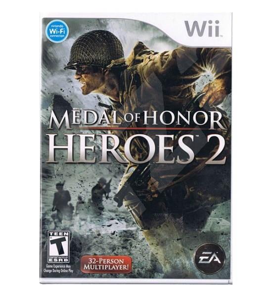 Nintendo Wii - Medal of Honor: Heroes 2 - Hra na konzoli