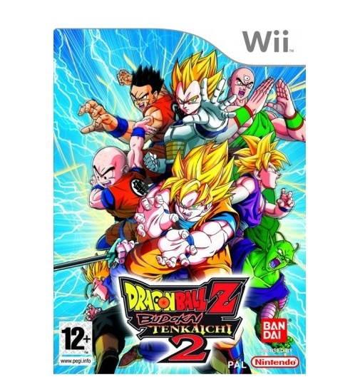 Nintendo Wii - Dragonball Z Budokai Tenkaichi 2 - Hra pro konzoli