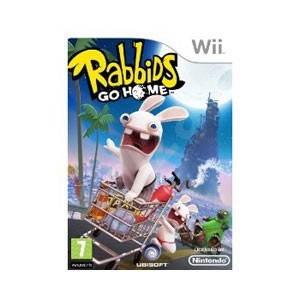 Nintendo Wii - Rabbids Go Home - Hra pro konzoli