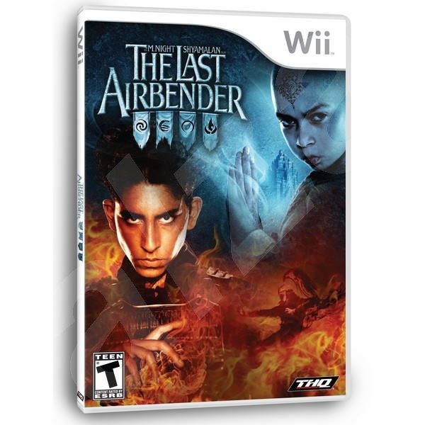 Nintendo Wii - The Last Airbender  - Hra pro konzoli