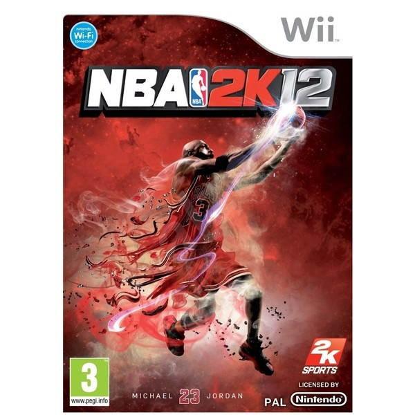Nintendo Wii - NBA 2K12 - Hra pro konzoli
