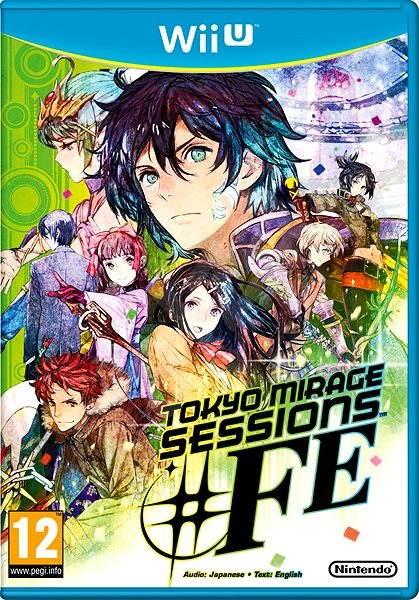 Nintendo Wii U -Tokyo Mirage Sessions FE - Hra pro konzoli