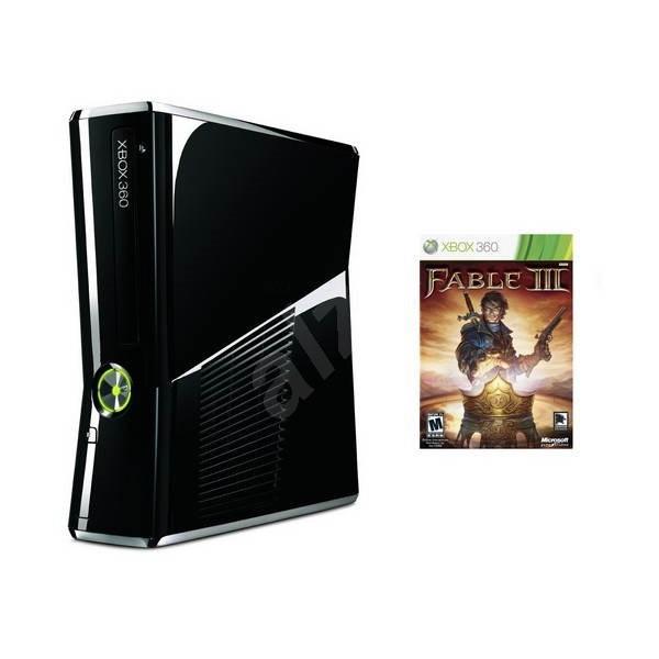 Microsoft Xbox 360 250GB Fable III - Herní konzole