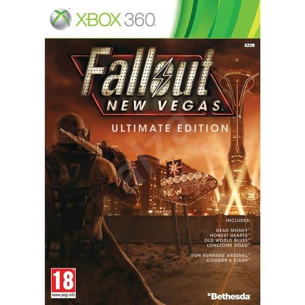 Xbox 360 - Fallout: New Vegas (Ultimate Edition) - Hra pro konzoli