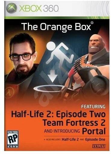 Xbox 360 - The Orange Box - Hra pro konzoli
