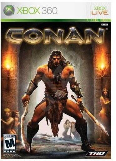 Xbox 360 - Conan - Hra pro konzoli