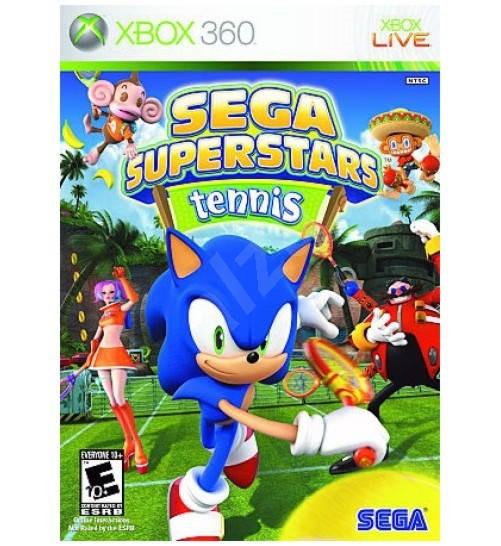 Xbox 360 - SEGA Superstar Tennis - Hra pro konzoli
