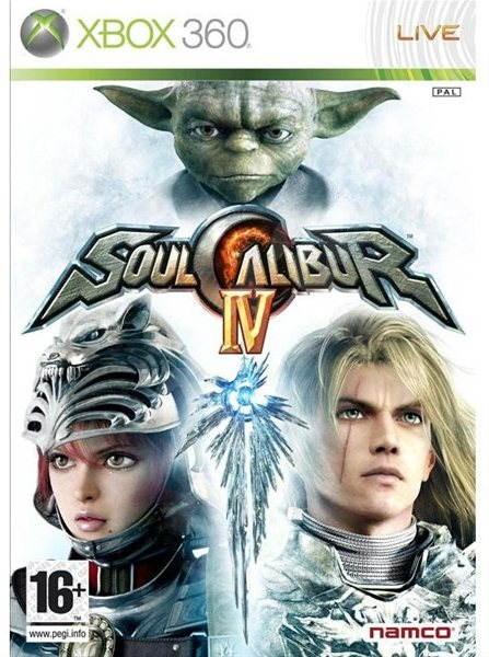 Xbox 360 - Soul Calibur IV - Hra pro konzoli