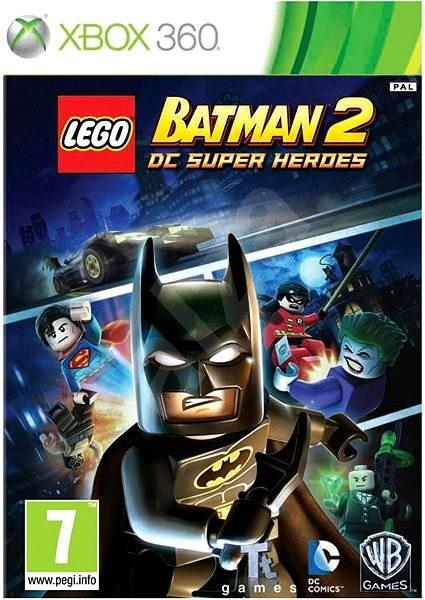 LEGO Batman 2: DC Super Heroes -  Xbox 360 - Hra pro konzoli