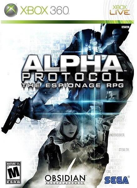 Xbox 360 - Alpha Protocol - Hra pro konzoli
