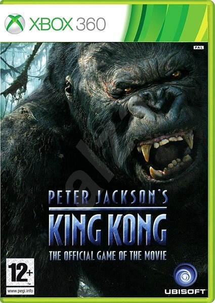 King Kong -  Xbox 360 - Hra pro konzoli
