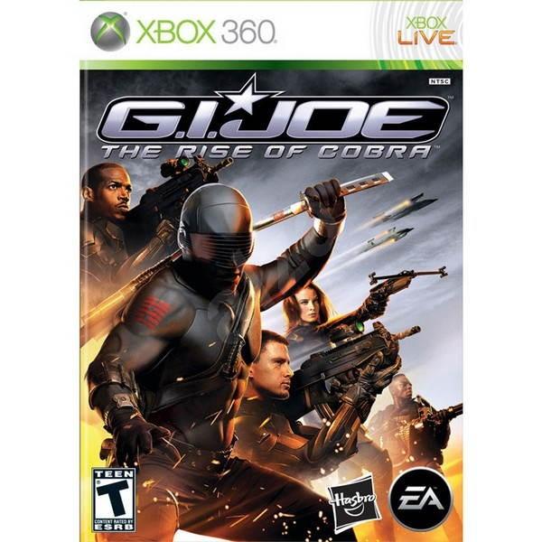 Xbox 360 - G.I. Joe: The Rise Of Cobra - Hra pro konzoli