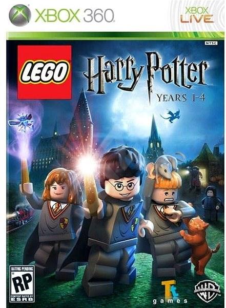 LEGO Harry Potter: Years 1-4 -  Xbox 360 - Hra pro konzoli