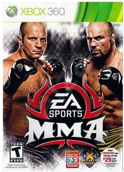 Xbox 360 - MMA: Mixed Martial Arts - Hra pro konzoli