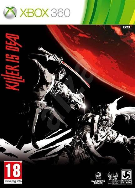 Xbox 360 - Killer Is Dead (Limited Edition) - Hra na konzoli