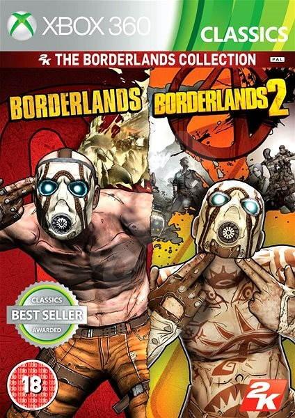 Xbox 360 - Borderlands Dual Pack - Hra pro konzoli