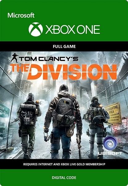 Tom Clancy's The Division - Xbox One DIGITAL - Hra pro konzoli