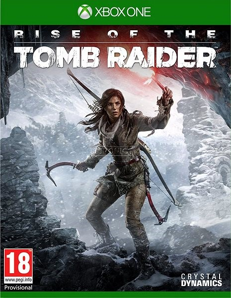 Rise of the Tomb Raider: 20 Year Celebration - Xbox One Digital - Hra pro konzoli