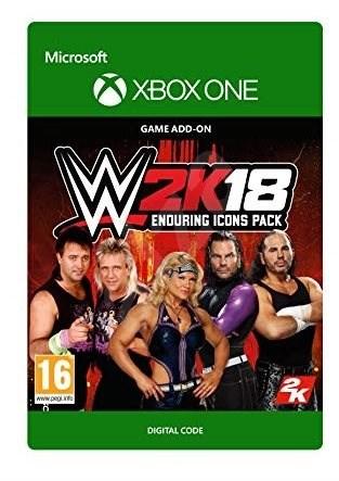 WWE 2K18 Enduring Icons Pack - Xbox One Digital - Herní doplněk