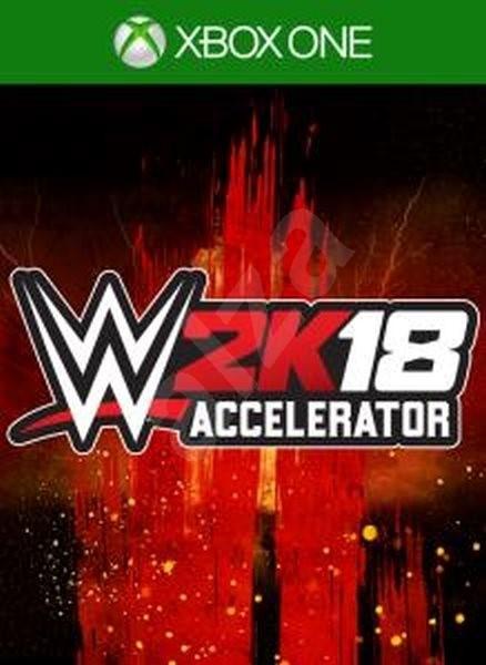 WWE 2K18: Accelerator - Xbox One Digital - Herní doplněk