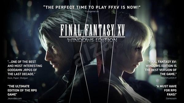 Final Fantasy XV: Windows Edition - Xbox One Digital - Hra pro konzoli
