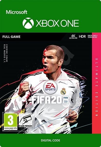 FIFA 20: Ultimate Edition (Předobjednávka) - Xbox One Digital - Hra pro konzoli