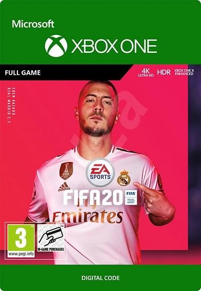 FIFA 20: Standard Edition - Xbox One Digital - Hra pro konzoli