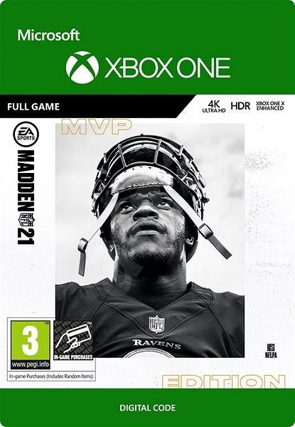 Madden NFL 21: MVP Edition - Xbox Digital - Hra na konzoli
