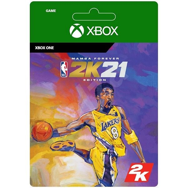 NBA 2K21: Mamba Forever Edition - Xbox One Digital - Hra na konzoli