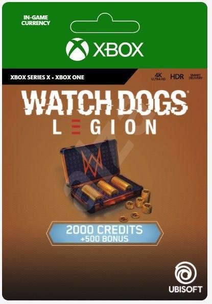 Watch Dogs Legion 2,500 WD Credits - Xbox Digital - Herní doplněk
