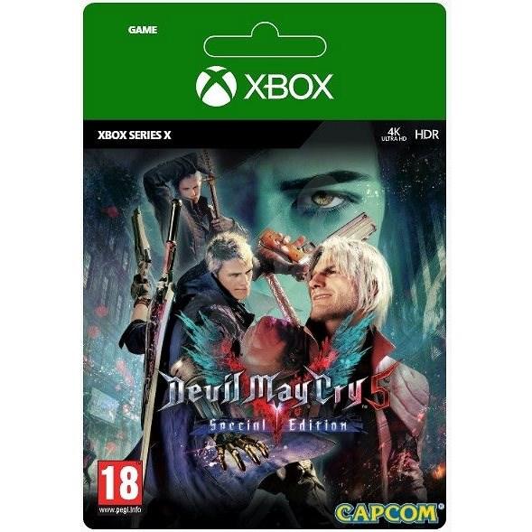 Devil May Cry 5: Special Edition - Xbox Series Digital - Hra na konzoli