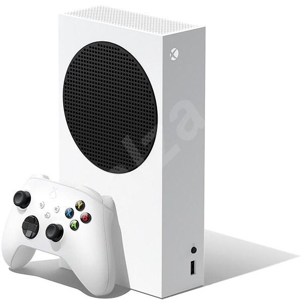 Xbox Series S - Herní konzole
