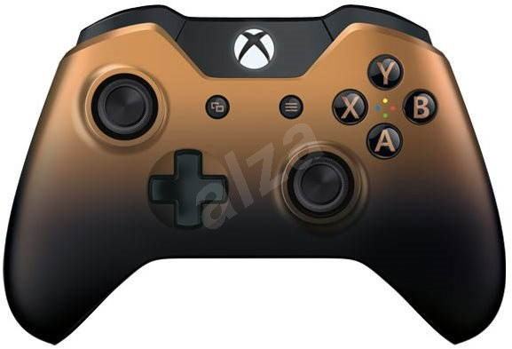 Xbox One Wireless Controller Bronze - Gamepad