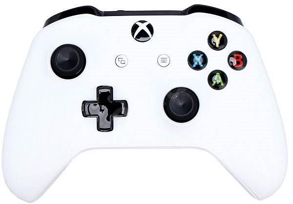 Xbox One Wireless Controller White  - Gamepad