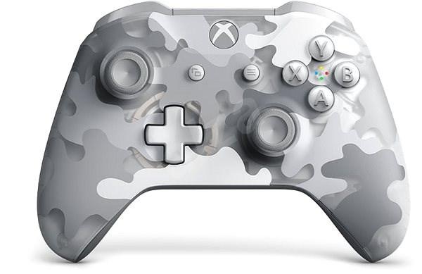 Xbox One Wireless Controller Light Grey Camo - Gamepad