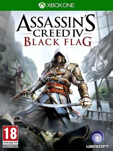 Assassins Creed IV: Black Flag - Xbox One - Hra pro konzoli