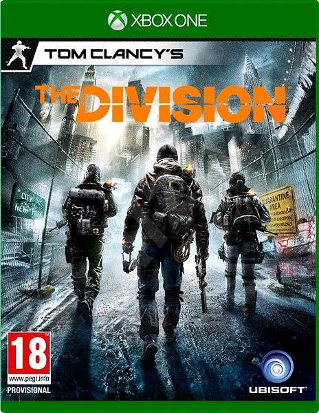 Tom Clancys The Division - Xbox One - Hra pro konzoli
