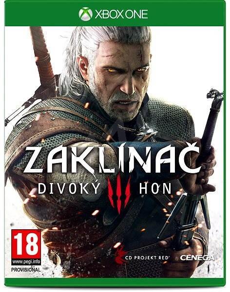 Zaklínač 3: Divoký hon CZ - Xbox One - Hra na konzoli