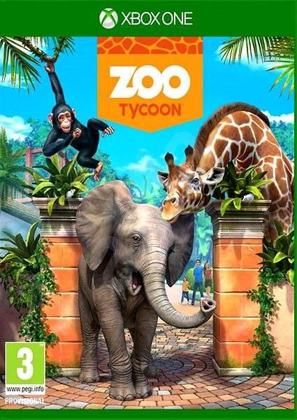Zoo Tycoon - Xbox One - Hra pro konzoli