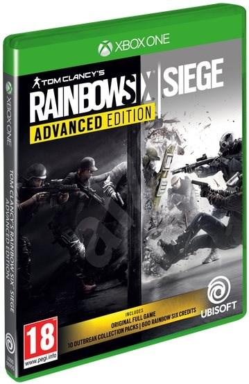 rainbow six siege advanced edition xbox