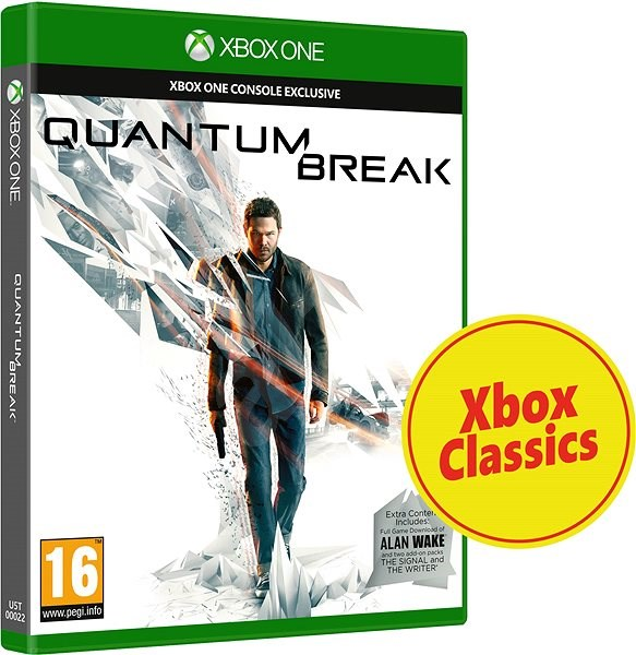 Quantum Break - Xbox One - Hra pro konzoli