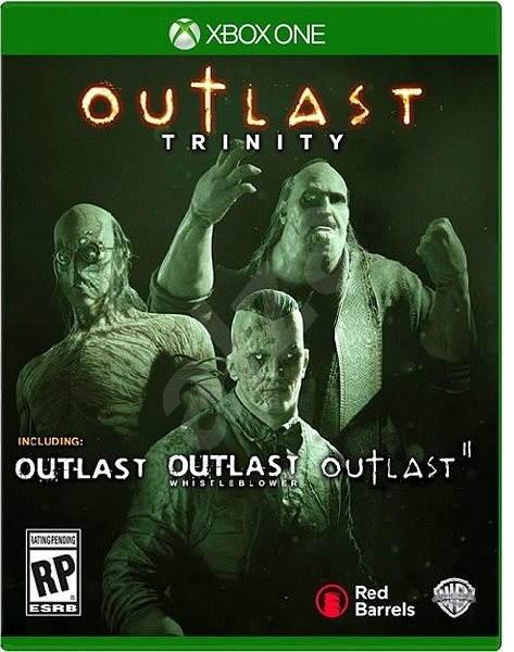 Outlast Trinity - Xbox One - Hra pro konzoli