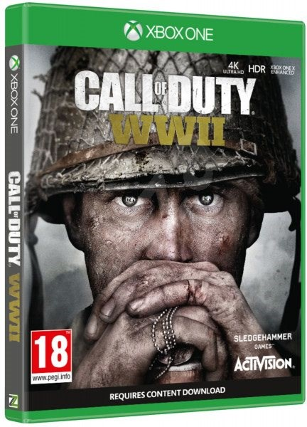 Call of Duty: WWII - Xbox One - Hra pro konzoli
