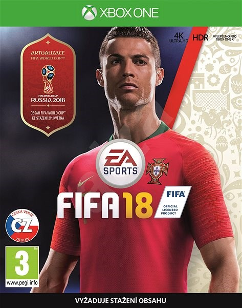 FIFA 18 - Xbox One - Hra pro konzoli