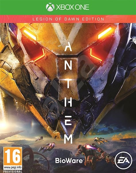 Anthem Legion of Dawn - Xbox One - Hra pro konzoli